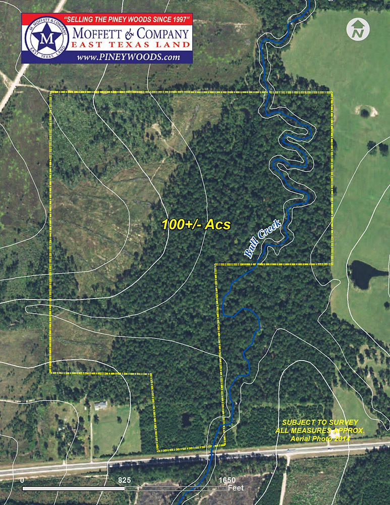 100 Mixed Acre Livewater Recreational Ranch Polk County