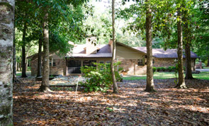 Beautiful Wooded 4.6 Acres with Home